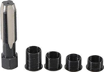 Kit Especial reparación roscas Bujía de 14 x 125: Amazon.es: Bricolaje y herramientas