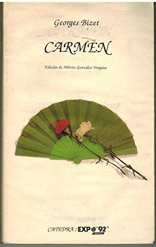 Carmen (Spanish Edition) by Ediciones Catedra S.A.