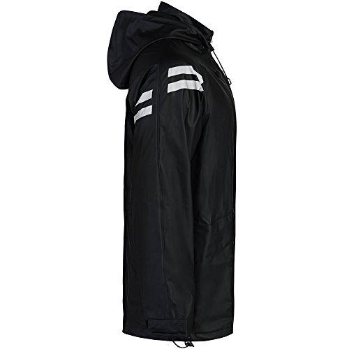 Jobman Unterhemd und -hose, 1 Stück, XL, schwarz, 657951-9900-7