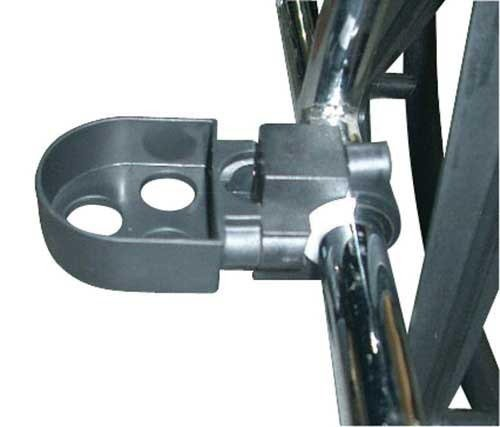 Drive Medical Manual Wheelchair Cane / Crutch Holder