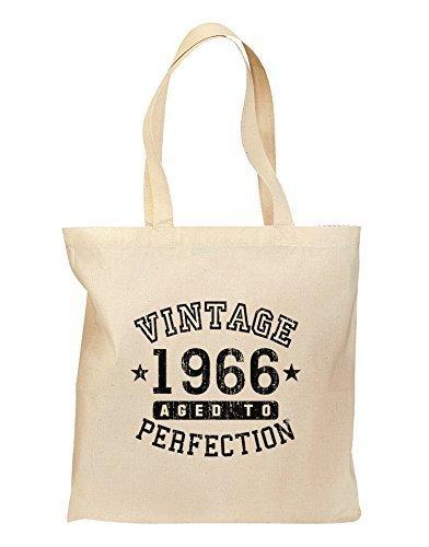 Naissance Anniversaire tout 50e Tooloud Année Vintage nique Sac Par nbsp;�nbsp;naturel Fourre nbsp;pique 1966 q6BRxt