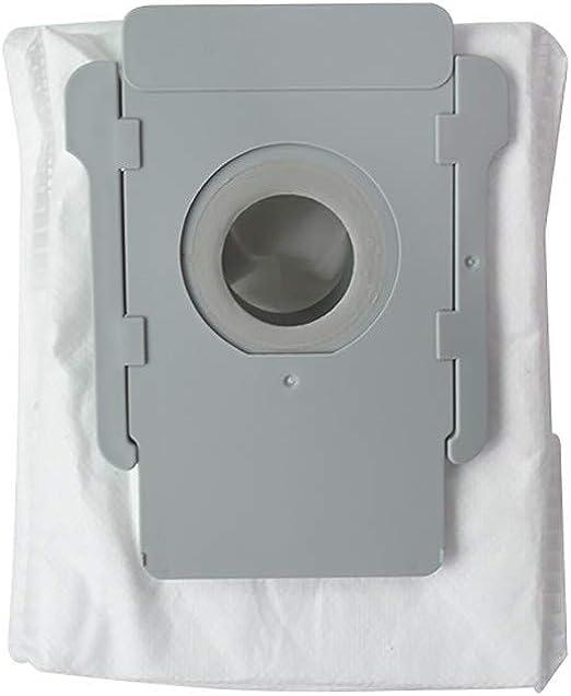 4 bolsas de eliminación automática de suciedad para iRobot Roomba i7 i7+/Plus de Clean Base Robot: Amazon.es: Hogar