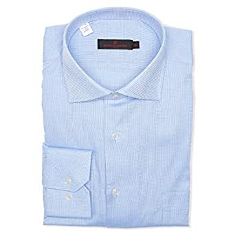 Pierre Cardin Dress Shirt for Men - Medium Blue