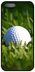 Golf Ball Theme Iphone 5 5S Case by lolosakes