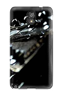 XiFu*MeiFlexible Tpu Back Case Cover For Galaxy Note 3 - Guitar MusicXiFu*Mei