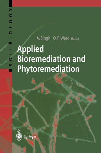 Applied Bioremediation and Phytoremediation (Soil Biology)