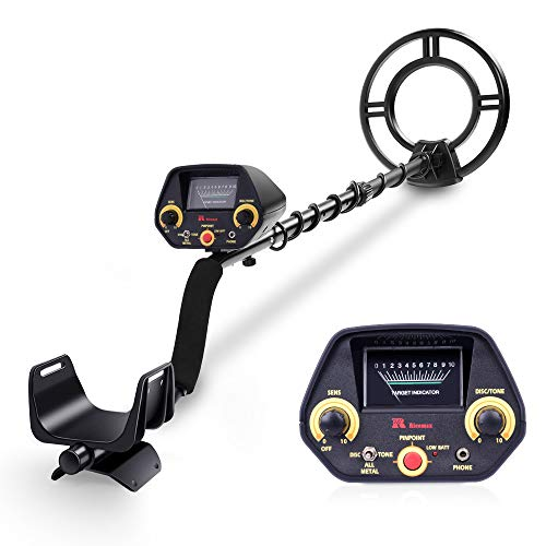 RM RICOMAX High Accuracy Metal Detector Review