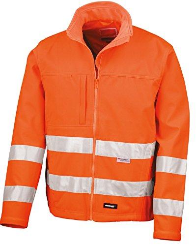 Blouson Fluo Absab Orange Ltd Homme RZRqwnxHW5