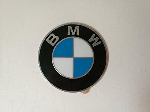 Genuine Bmw Center (BMW Genuine Wheel Center Cap Emblem Decal Sticker 70mm)