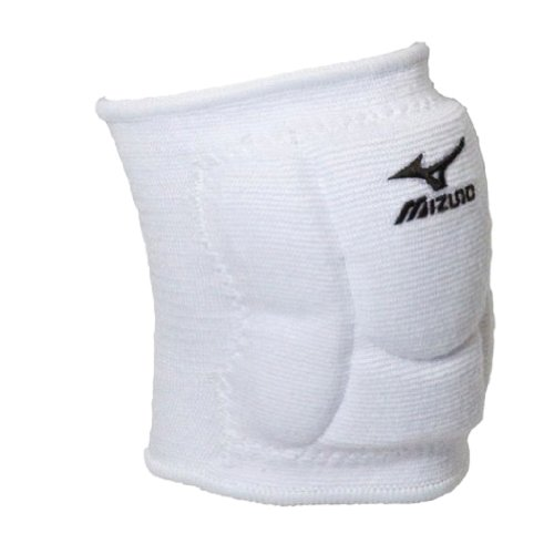 Black Youth Small Mizuno Volleyball Knee Pads Low Rise 6