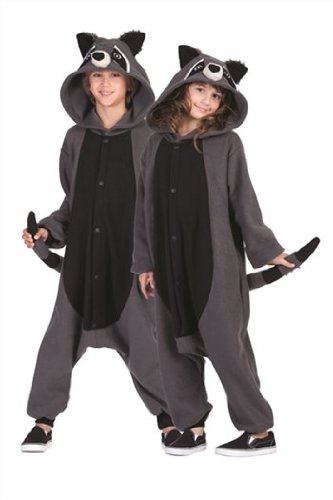 RG_COSTUMES Boys Rocky Raccoon - Chd Funsie Md