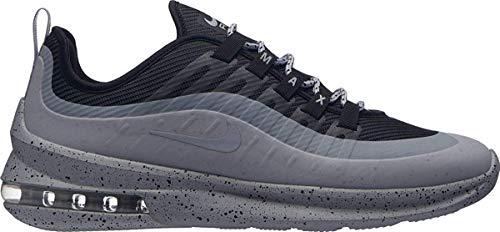 (Nike Men's Air Max Axis Premium Black/Wolf Grey/Dark Grey Size 9.5 M US)
