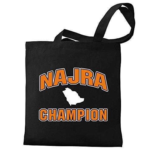 Eddany Najra champion Bereich für Taschen