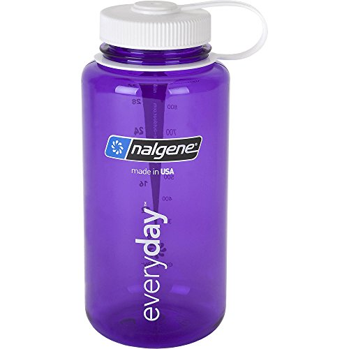 Nalgene 32-Ounce Wide Mouth, Purple