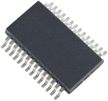 8-bit Microcontrollers PIC16F18855-E//SS MCU 8-Bit MCU 14KB Flash 1KB RAM 256B EE CIP Pack of 25