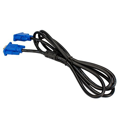 Leegoal 6FT SVGA VGA Monitor MM Male To Male Extension Cable 80