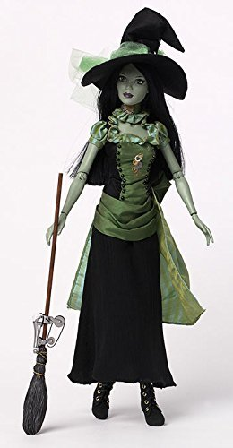 "Madame Alexander Steam Punk Wicked Witch of The West 16"" Doll 3"