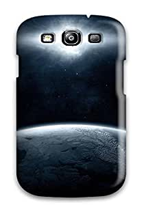 Hot Tpu Cover Case For Galaxy/ S3 Case Cover Skin - Hd Space