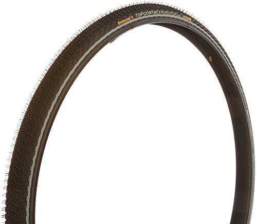 - Continental Top Contact Winter Reflex Bike Tire, Black, 26-Inch x 1.9
