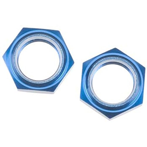 Team Associated 89094 Factory Team Nyloc Hex Wheel Nuts (2)