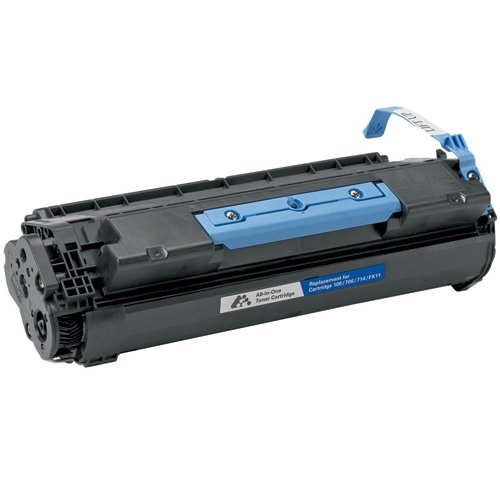 Toner Cartridge, Remanufactured Canon Cartridge 106, 5000 Page Yield, (6550 5000 Page Yield)