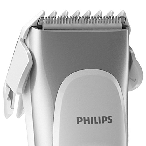 Philips Kids Hair Clipper HC1091/70 - child safe, ultra quiet by Philips Norelco (Image #4)