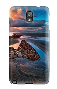 Coy Updike's Shop Sunset Case Compatible With Galaxy Note 3/ Hot Protection Case