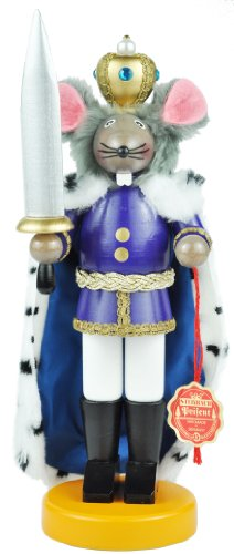 (Steinbach Nutcracker Suite Mouse King Smoker)