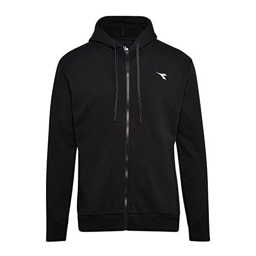 Diadora - Fleece Hoody FZ Jacket Hip for Man US S