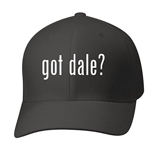 BH Cool Designs Got Dale? - Baseball Hat Cap Adult, Black, Small/Medium