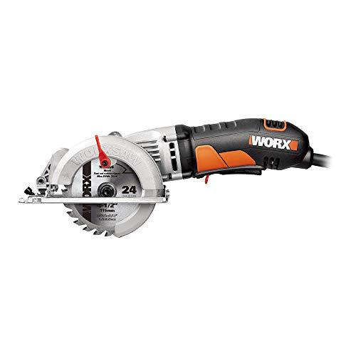 WORX WORXSAW 4-1 2 Compact Circular Saw WX429L
