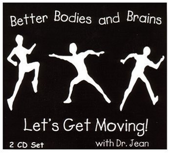 Melody House Dr. Jean Better Bodies and Brains 2-CD Set (Melody House)