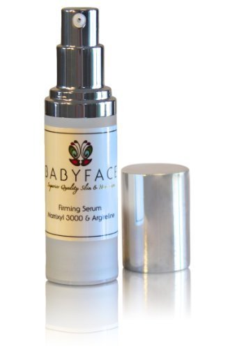 Babyface Argireline and Matrixyl 3000 Concentrated Firming Serum 1.1 ounce by Babyface