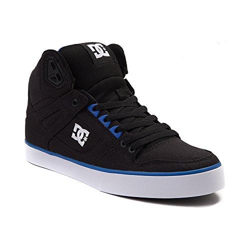 復活する隣接災害(ディーシー) DC 靴?シューズ メンズスケートシューズ Mens DC Spartan Hi Skate Shoe Black/White ブラック/ホワイト US 7 (25cm)