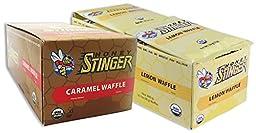 Honey Waffle-Caramel/Lemon-16 of Both Flavors (32 Total Waffles)