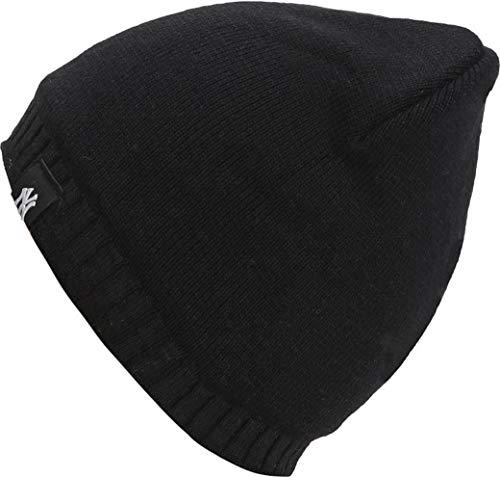 BIZZARE Solid Beanie Caps Cap Black