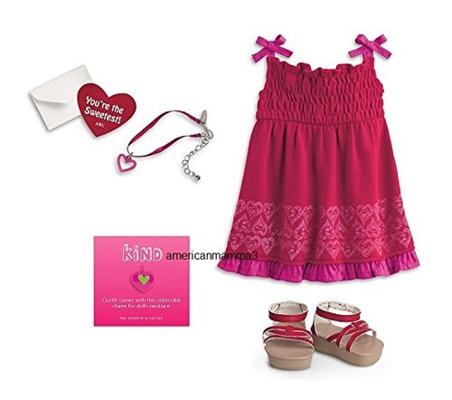 American Girl - My American Girl Pretty Party Outfit for Dolls (Party Outfit Pretty)