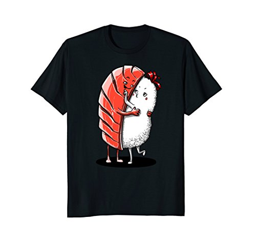 Tuna Roll (Sushi Hug Shirt Japanese Kawaii Tuna Rolls)