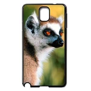 WJHSSB Customized Print Lemur Hard Skin Case Compatible For Samsung Galaxy Note 3 N9000