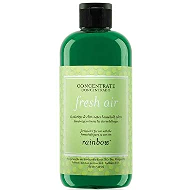 Genuine Rainbow Fresh Air Freshener / Deodorizer