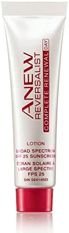 Avon Anew Reversalist Complete Renewal Day Lotion Broad Spectrum SPF 25 Travel Size