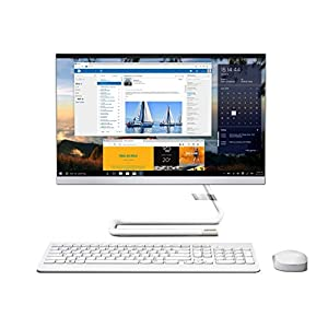 Lenovo Ideacentre A340 21.5-inch FHD IPS All-in-One Desktop (10th Gen Intel Core i3/8GB/1TB HDD/Windows10/Office 2019…