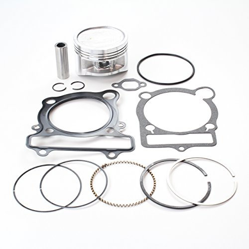 NICHE Standard Bore Piston Gasket Ring Kit for Yamaha Big Bear 400 - Big Piston Bear