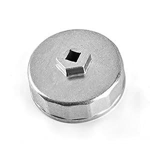 WangXinL llave de filtro de aceite de 74 mm con la herramienta de sistema de aceite