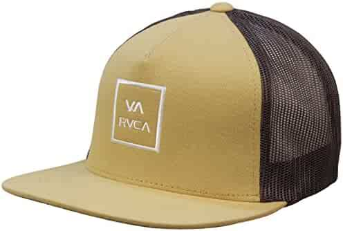 on sale 18be5 e8405 RVCA Men s Va All The Way Mesh Back Trucker Hat
