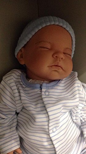 Amazon.es: Muñeco de bebé recién nacido, muñeco realista, pesado ...