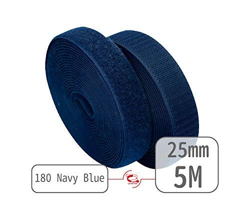 Tape Navy Velcro - 25mm(1