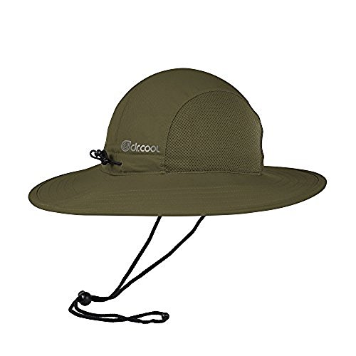5911dfd609abb GOOD CHOICE Coolcore Cooling Sun Hat Adjustable