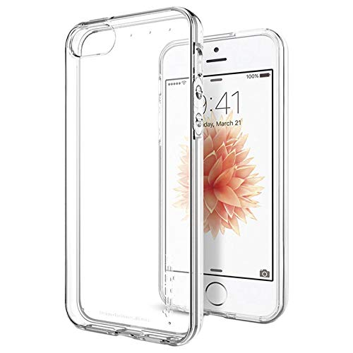 Spigen Liquid Air Designed for Apple iPhone SE Case (2016) - Clear