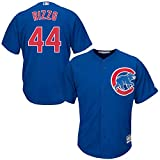 Anthony Rizzo Chicago Cubs Kids Cool Base Alternate Blue Replica Jersey